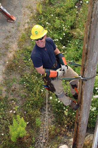 From a Lineman's Perspective