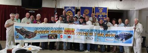 Exchange Club Car Show committee