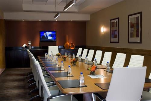 The Director's Boardroom - The perfect spot for your next board meeting!