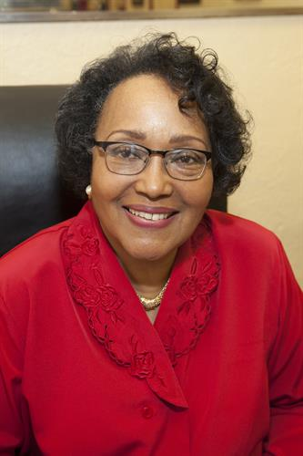 Gardenia Roper, President and CEO of Roper's Southern Food Restaurant & Catering