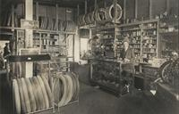 1923 Nelson parts store