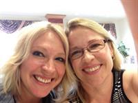 Kara Burt and Lynette Emery, MD