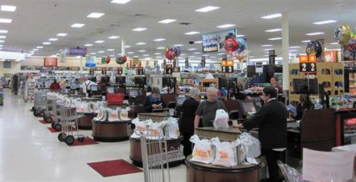 Fast and Friendly Checkouts