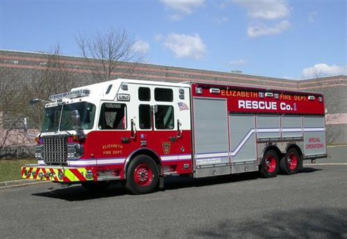 Elizabeth, NJ Fire Dept