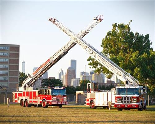 Chicago, IL and San Francisco, CA Fire Depts
