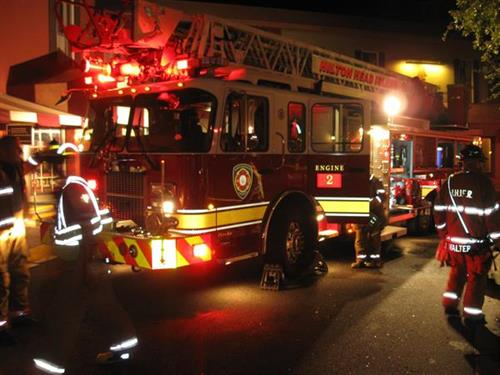 Hilton Head, SC Fire Dept