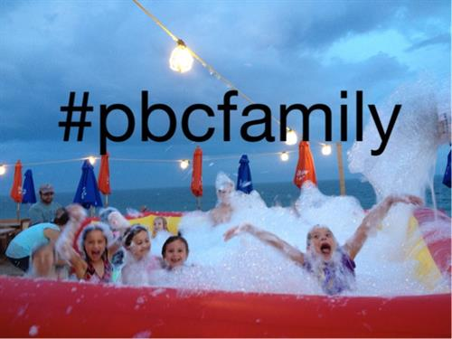 Kids Foam Parties Through August