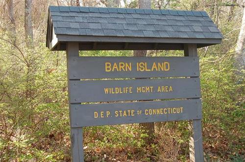 Barn Island Preserve Stonington CT
