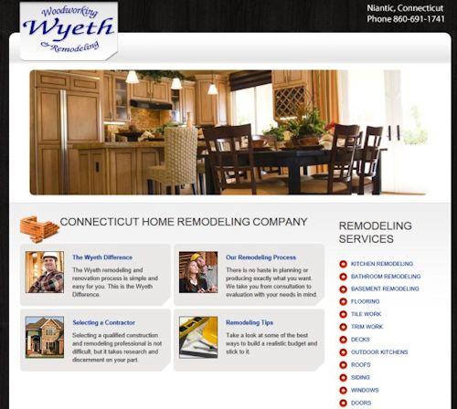 Wyeth Woodworking, Mystic CT