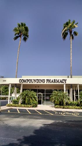 Our new Pharmacy at Three Palms Center