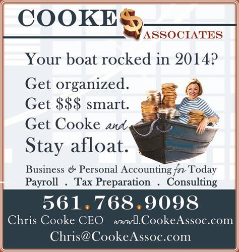 Get MONEY SMART! Get Cooke Accounting!