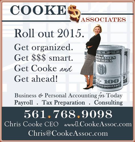 Visit TODAY!  www.CookeAssoc.com