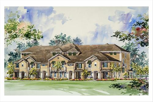 Two, three and 4-Bedroom townhomes with attached garages