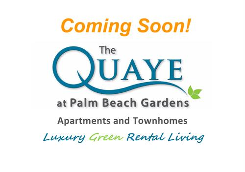 Luxury Green Rental Living - The Quaye at Palm Beach Gardens