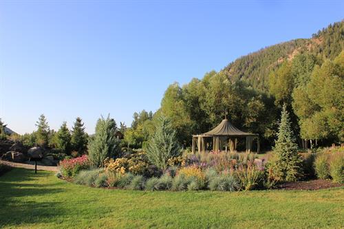 Ellen Long Garden Pavilion