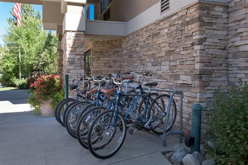Bikes for Guests