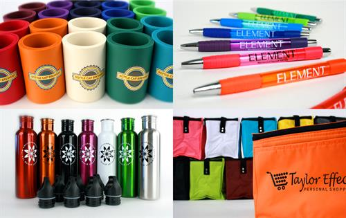 Thousands of promotional items available for your brand.