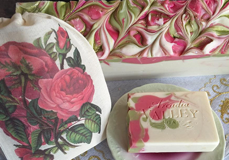 Valley Rose Handmade Soap