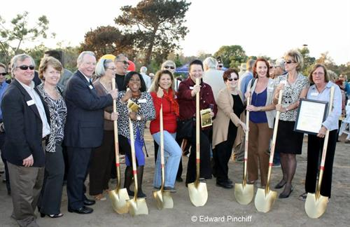 HBCOA Senior Center Groundbreaking