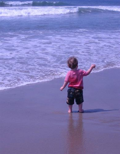 Drowning is the leading cause of death in children ages 1 to 4 years old (U.S. Centers for Disease Control).