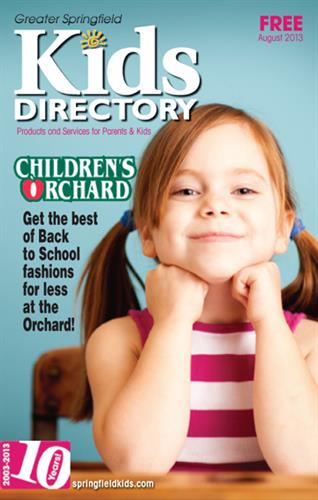 August 2013 Kids Directory
