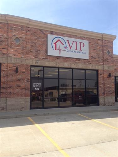 Welcome to VIP Medical Services!