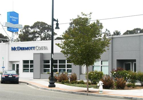 McDermottCosta has invested in San Leandro since 1938, and now with our building here right off the 580 freeway, you can drop by anytime.