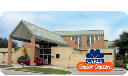 CARES Claude Pepper Senior Center - New Port Richey - 727-844-3077