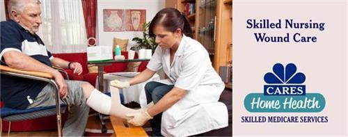 CARES Medicare Home Health - 1-800-833-3285