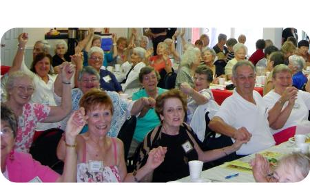 We love our volunteers!  Volunteer applications online at: www.caresfl.org/volunteer