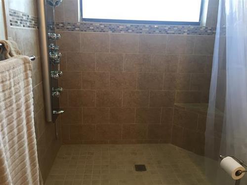 Bathroom Remodel w/ Shower Panel