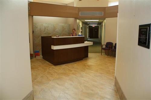 Gulfside Hospice Lobby Remodel