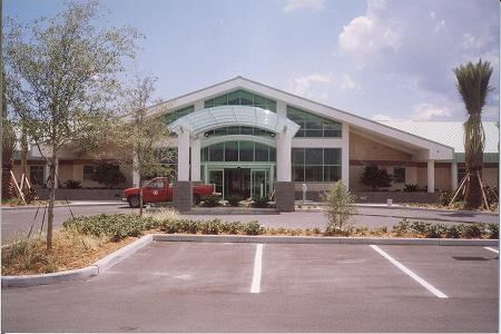 Current location since 2003 - Sertoma Offices are located in the back of the building