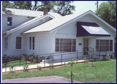 Sertoma Speech & Hearing - First office in the Swartzel House on Trouble Creek Rd. NPR