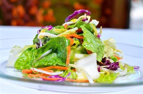 Zen Forrest Salad