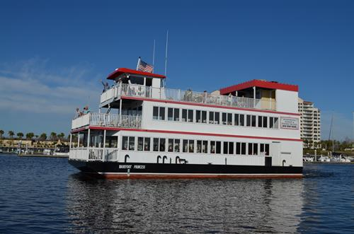 The Grand Strand's only tour and dinner riverboat cruising the ICW