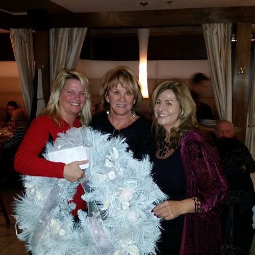 """Christmas Impact Party"" at Castano's Italian Restaurant -  12-09-14"