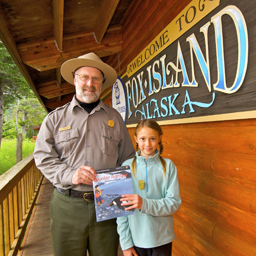 Get your kids involved in the Junior Ranger program and let them have fun while learning