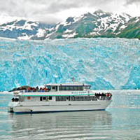 The best for Glacier Viewing