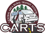 Central Area Rural Transit System, Inc. (CARTS)