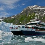 M/V Klondike Express - Surprise Glacier