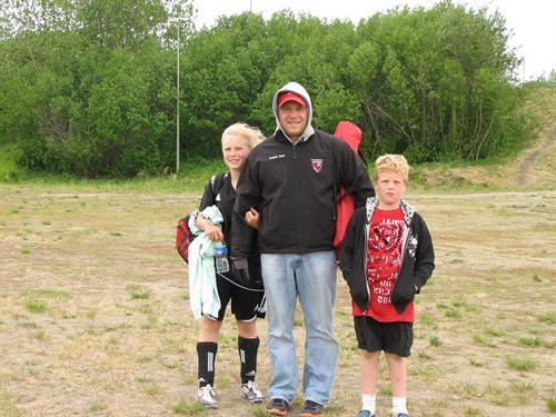 Kids and Alaska Sports