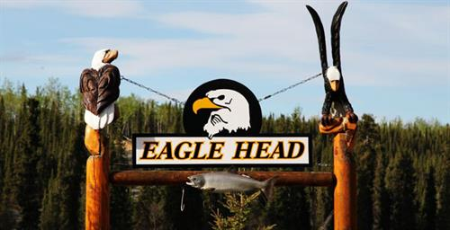 Welcome to Alaska Eagle Head Resort