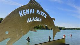 Kenai River Lodge and Bridge Lounge