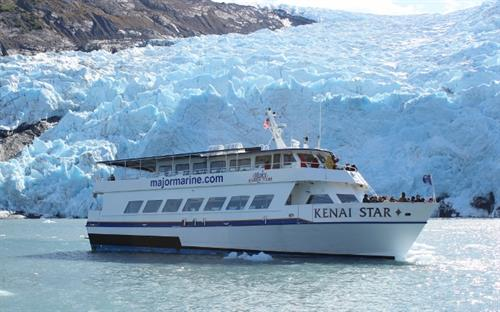 Blackstone Bay Glacier Cruise