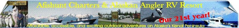 Alaskan Angler RV Resort & Cabins