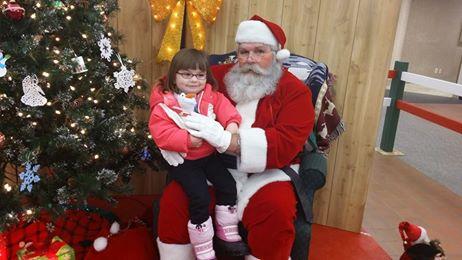 2014 Santa at work