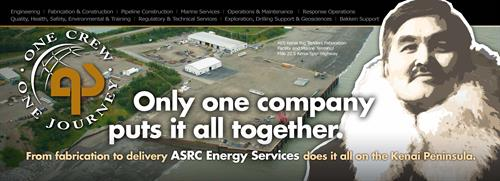 From fabrication to delivery, ASRC Energy Services does it all on the Kenai Peninsula