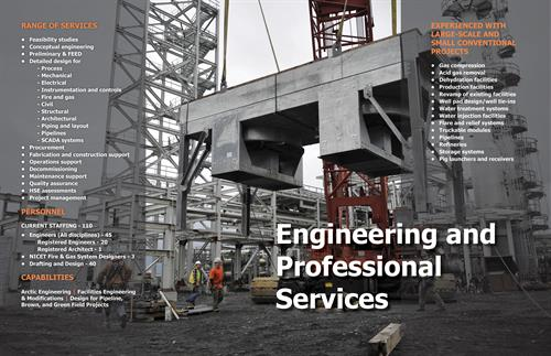 Engineering and Professional Services