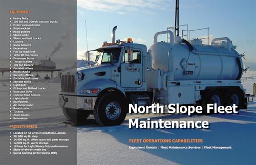 Fleet Operations and Equipment Services